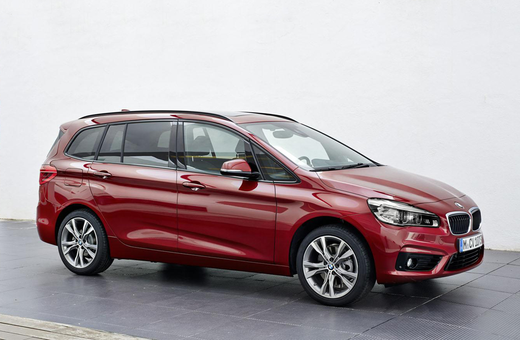 2016 BMW 2 Series Gran Tourer 1 2016 BMW 2 Series Gran Tourer Features and Deatils
