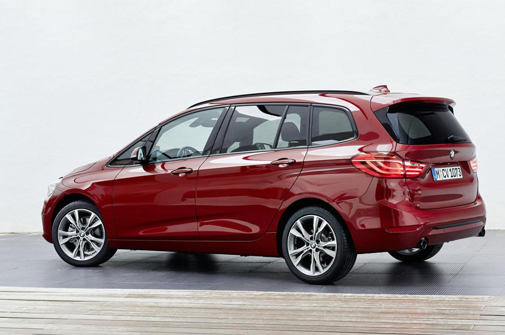 2016 BMW 2 Series Gran Tourer 3 2016 BMW 2 Series Gran Tourer Features and Deatils