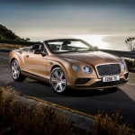 2016 Bentley Continental GT Convertible (1)