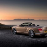 2016 Bentley Continental GT Convertible (2)