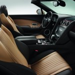 2016 Bentley Continental GT Convertible Interior (1)