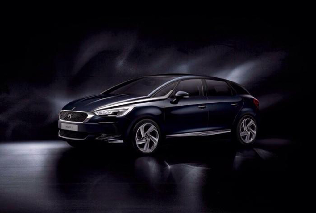 2016 Citroen DS5 1 2016 Citroen DS5 features and details