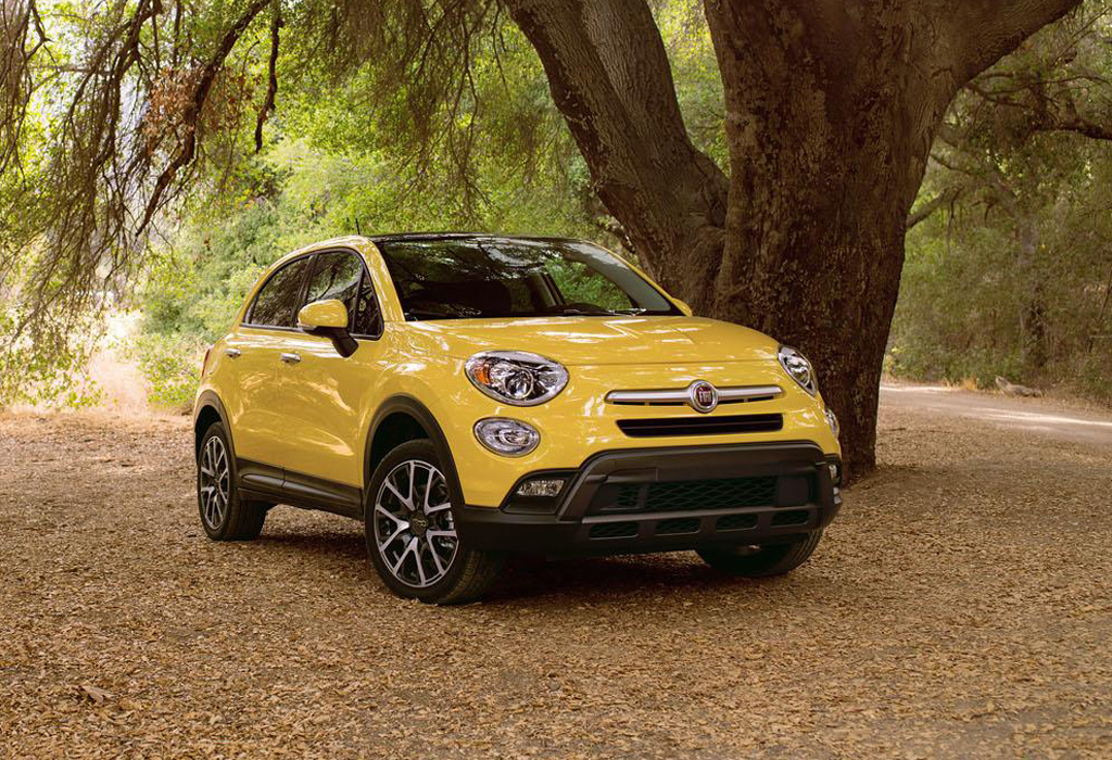 fiat reveals prices of the new 2016my 500x. Black Bedroom Furniture Sets. Home Design Ideas