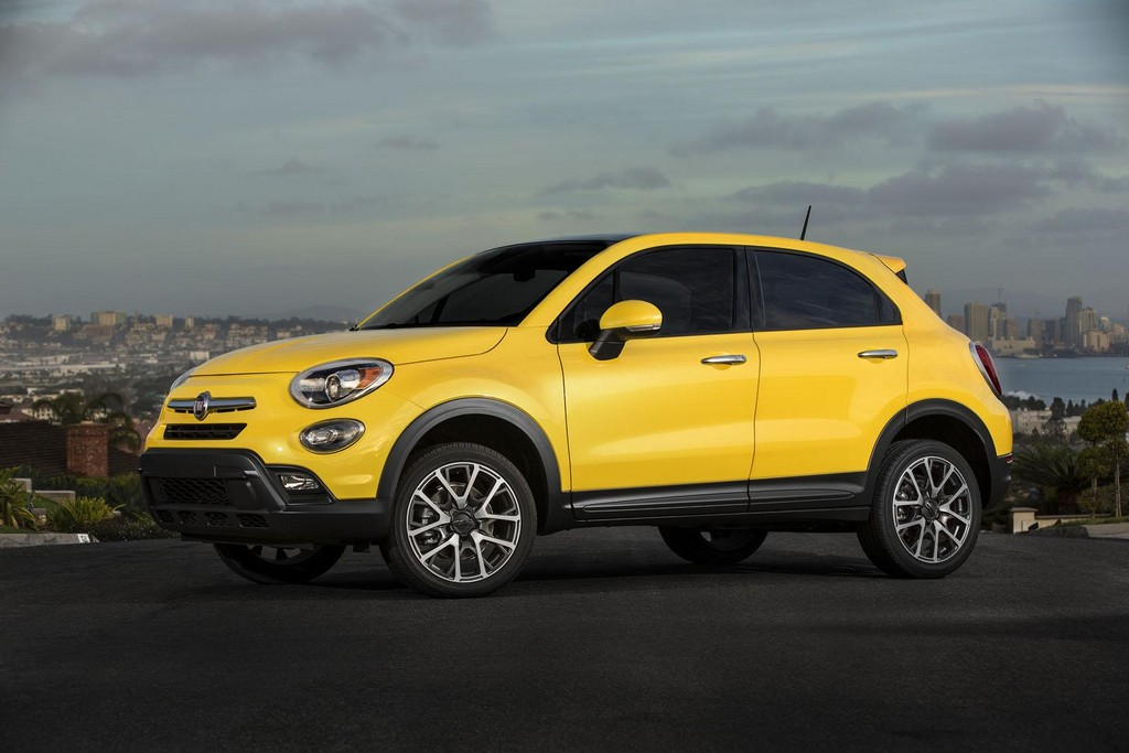 2016 Fiat 500X 9 Fiat reveals prices of the new 2016MY 500X