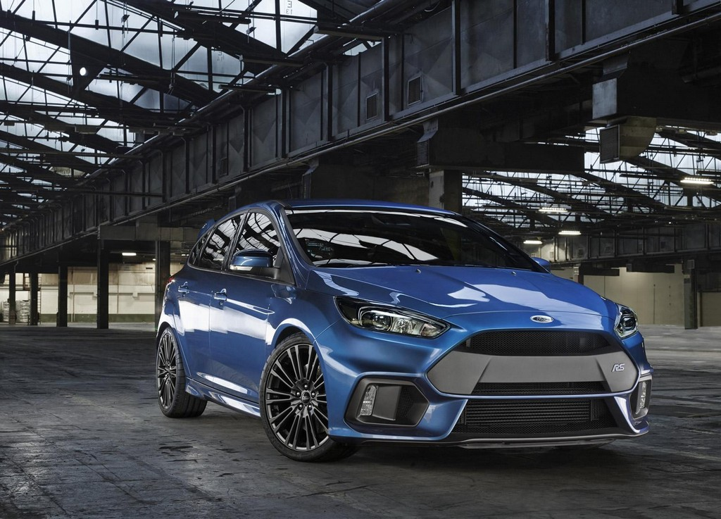 2016 Ford Focus RS 1 2016 Ford Focus RS Features and details