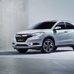 2016 Honda HR-V EU-Version (1)