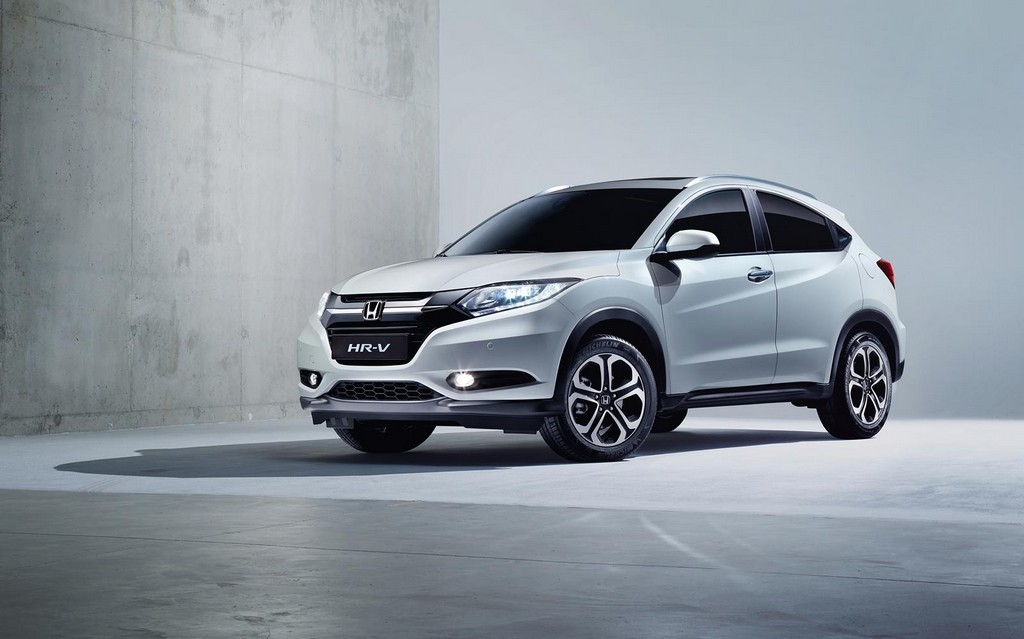 2016 Honda HR V EU Version 1 Europe Gets Honda HR V 2016   Features and details
