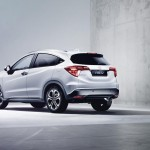 2016 Honda HR-V EU-Version (2)