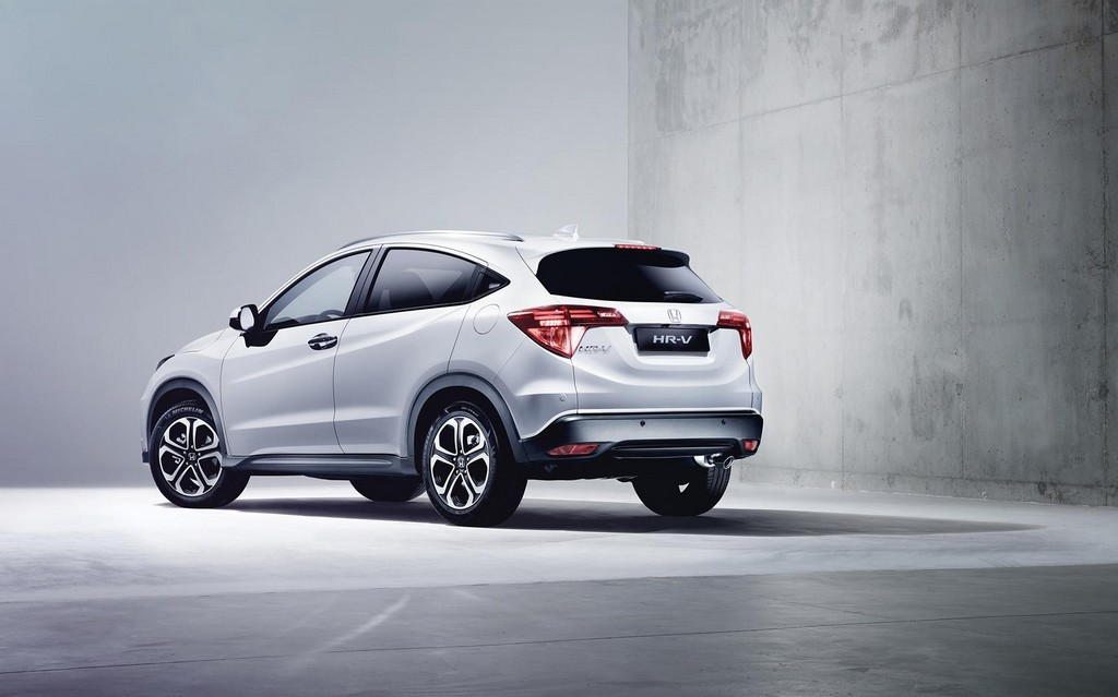 2016 Honda HR V EU Version 2 Europe Gets Honda HR V 2016   Features and details