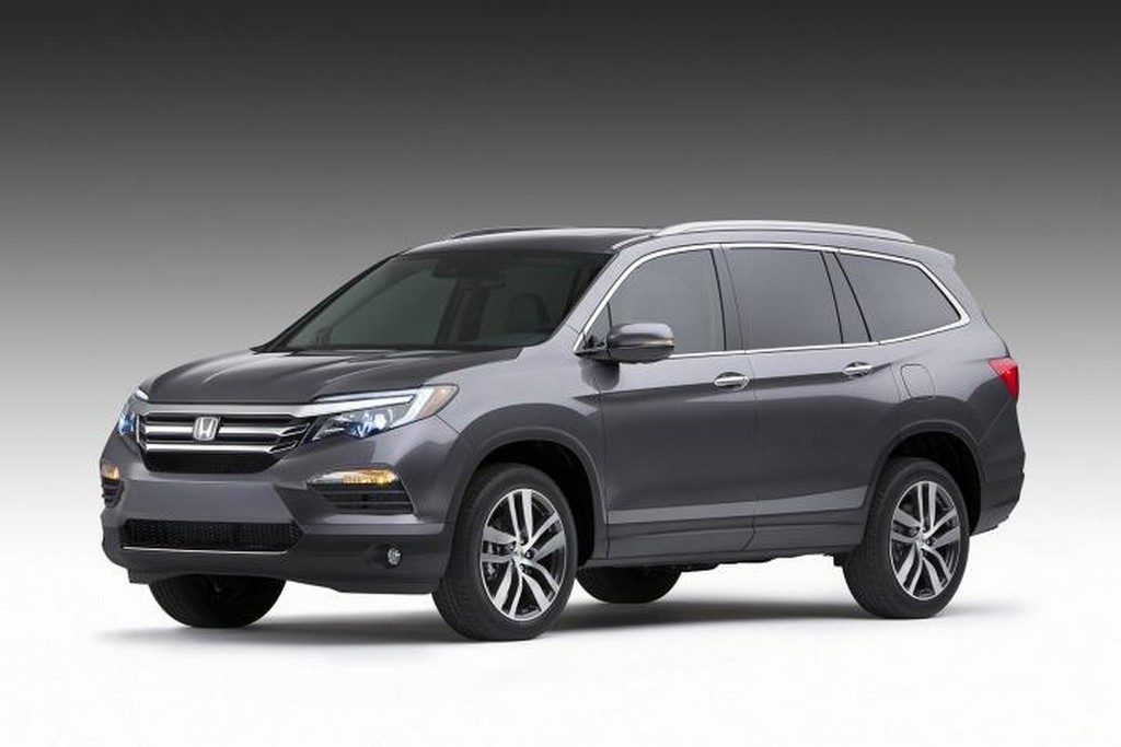 2016 Honda Pilot 1 2016 Honda Pilot SUV Specifications and details