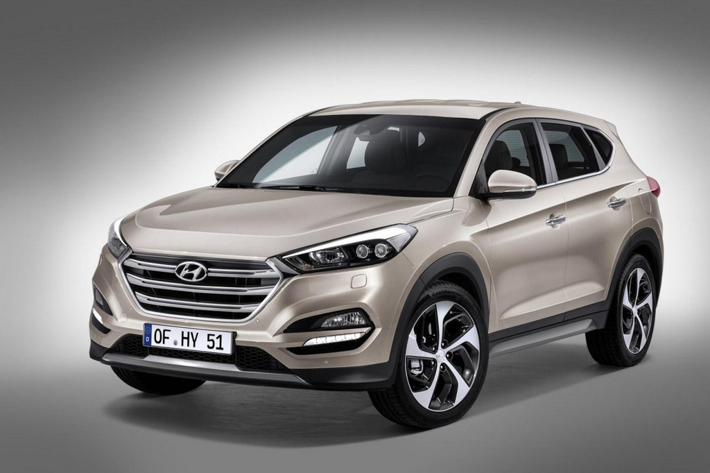 2016 Hyundai Tucson 1 2016 Hyundai Tucson features and details