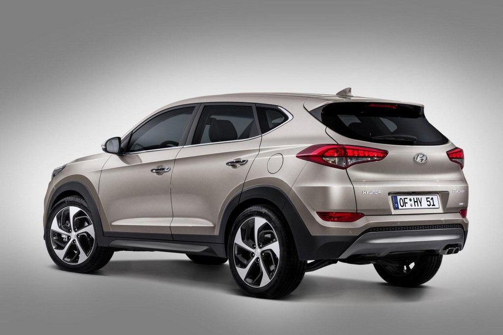 2016 Hyundai Tucson 4 2016 Hyundai Tucson features and details