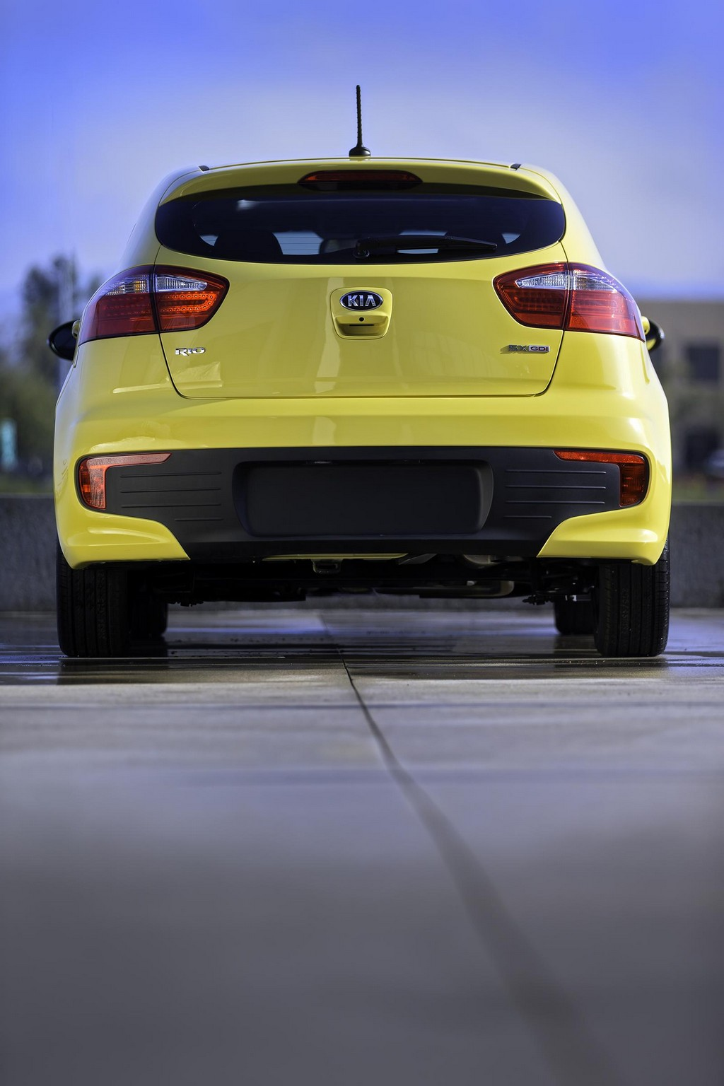 2016 Kia Rio Hatchback And Sedan Machinespider Com