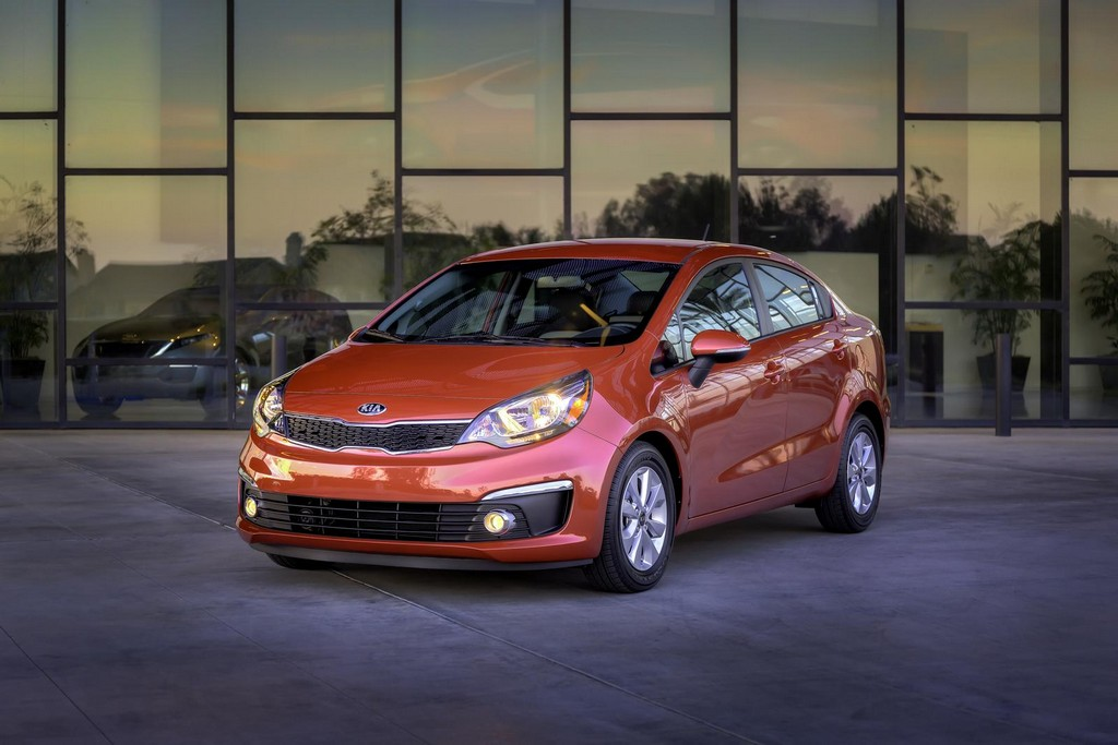2016 Kia Rio Sedan 3 2016 Kia Rio Hatchback And Sedan