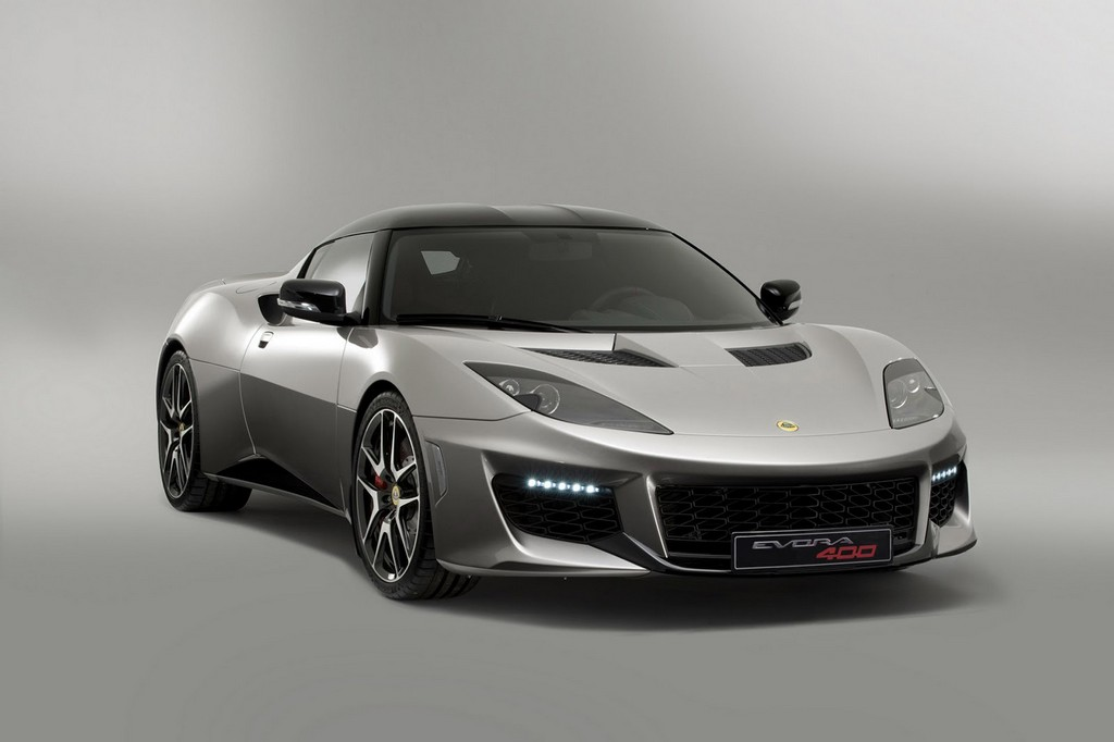 2016 Lotus Evora 400 1 2016 Lotus Evora 400 equipped with more power and superb handling