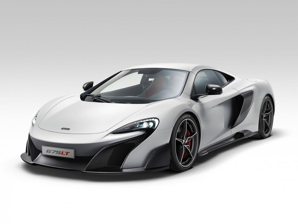 2016 McLaren 675LT 1 2016 McLaren 675LT Revealed : Specs and features