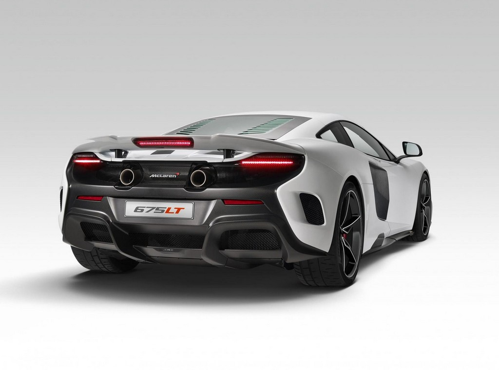 2016 McLaren 675LT 3 2016 McLaren 675LT Revealed : Specs and features