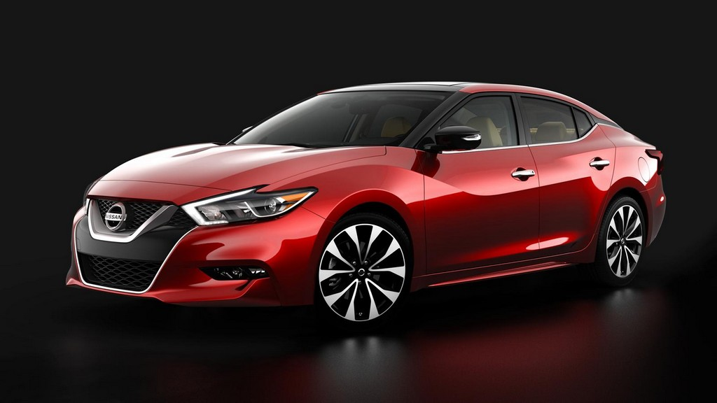 2016 Nissan Maxima 1 2016 Nissan Maxima Official Photos Released
