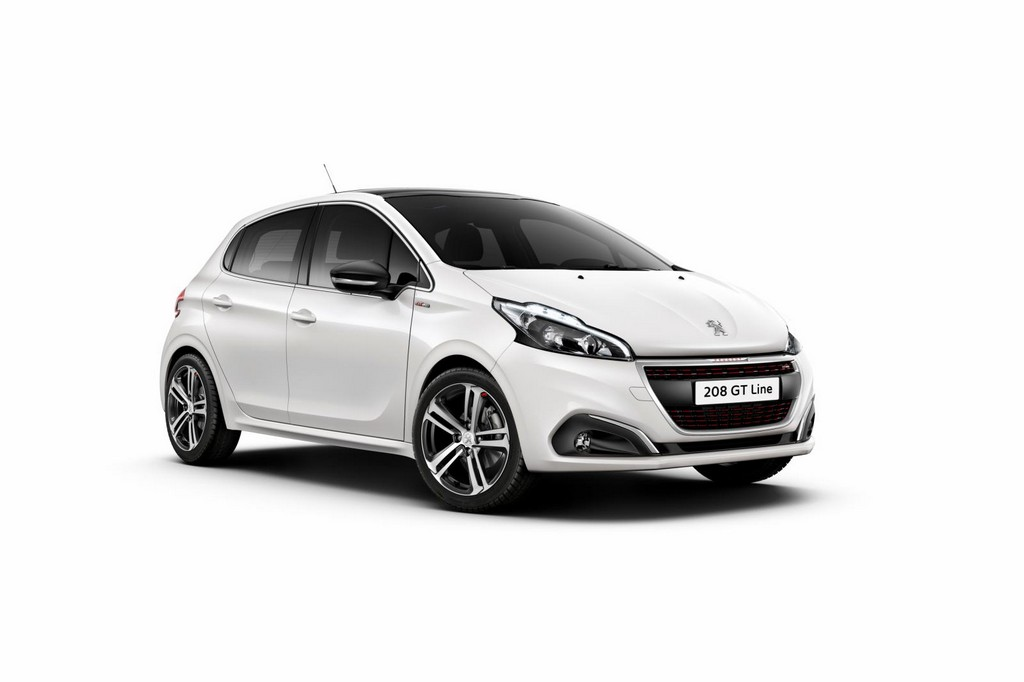 2016 Peugeot 208 1 2016 Peugeot 208 features and details