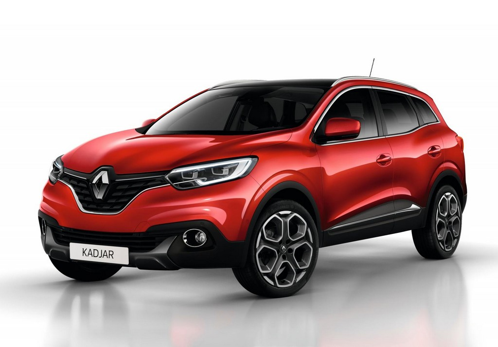 2016 Renault Kadjar 1 2016 Renault Kadjar features and details