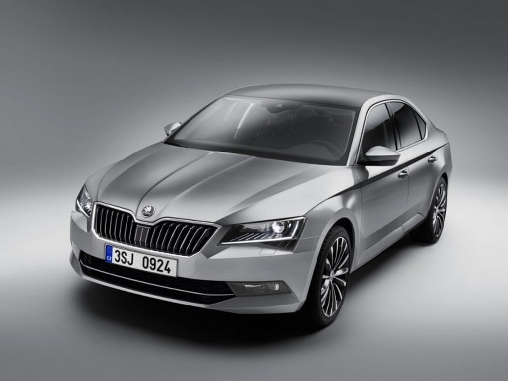 2016 Skoda Superb 1 2016 Skoda Superb features and details
