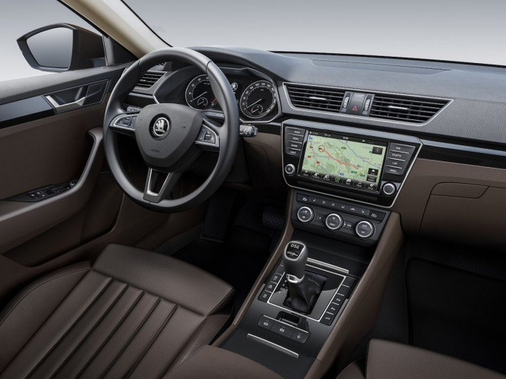 2016 Skoda Superb 9 2016 Skoda Superb features and details