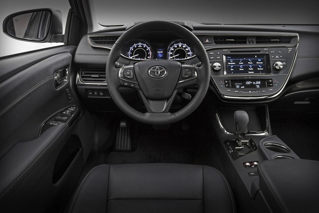 2016 Toyota Avalon Interior 2016 Toyota Avalon details