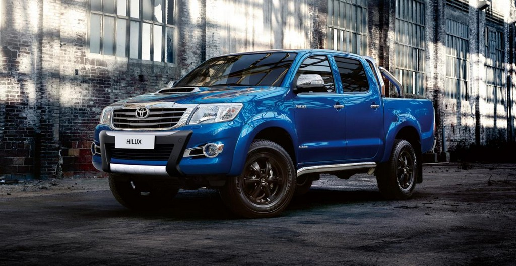 2016 Toyota Hilux Invincible X 1 2015 Toyota Hilux Invincible X   Top Of The Range Model Launched