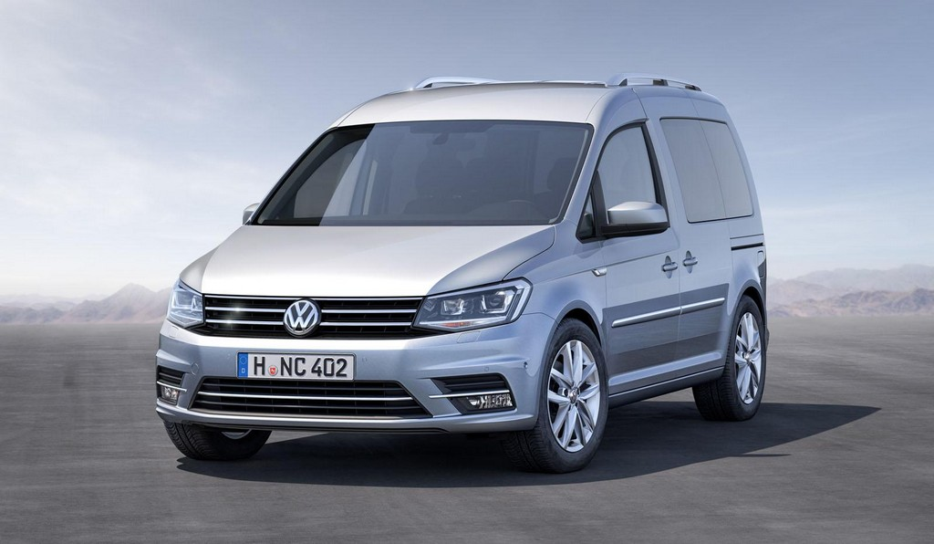 2016 Volkswagen Caddy 1 Volkswagen's Fourth Generation 2016 Caddy details