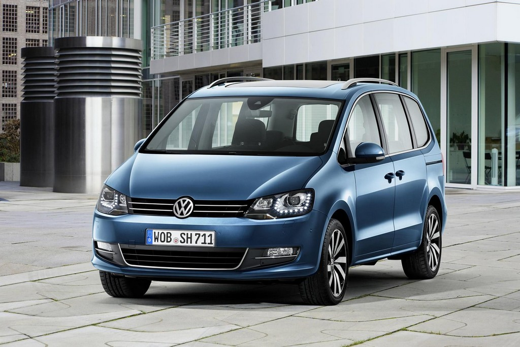 2016 Volkswagen Sharan 1 2015 Volkswagen Sharan features and details