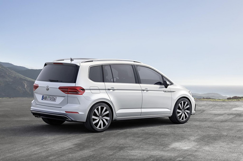 2016 volkswagen touran details. Black Bedroom Furniture Sets. Home Design Ideas