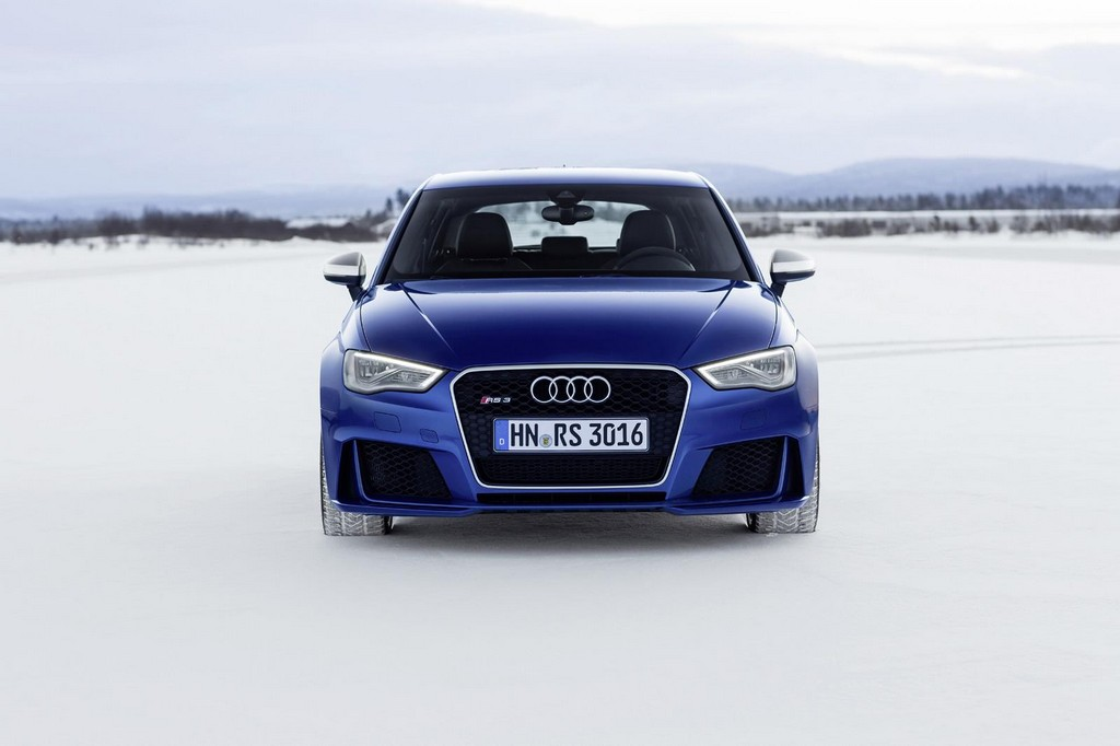 Audi RS3 Sportback in Sepang Blue 1 Audi RS3 Sportback to become available in UK