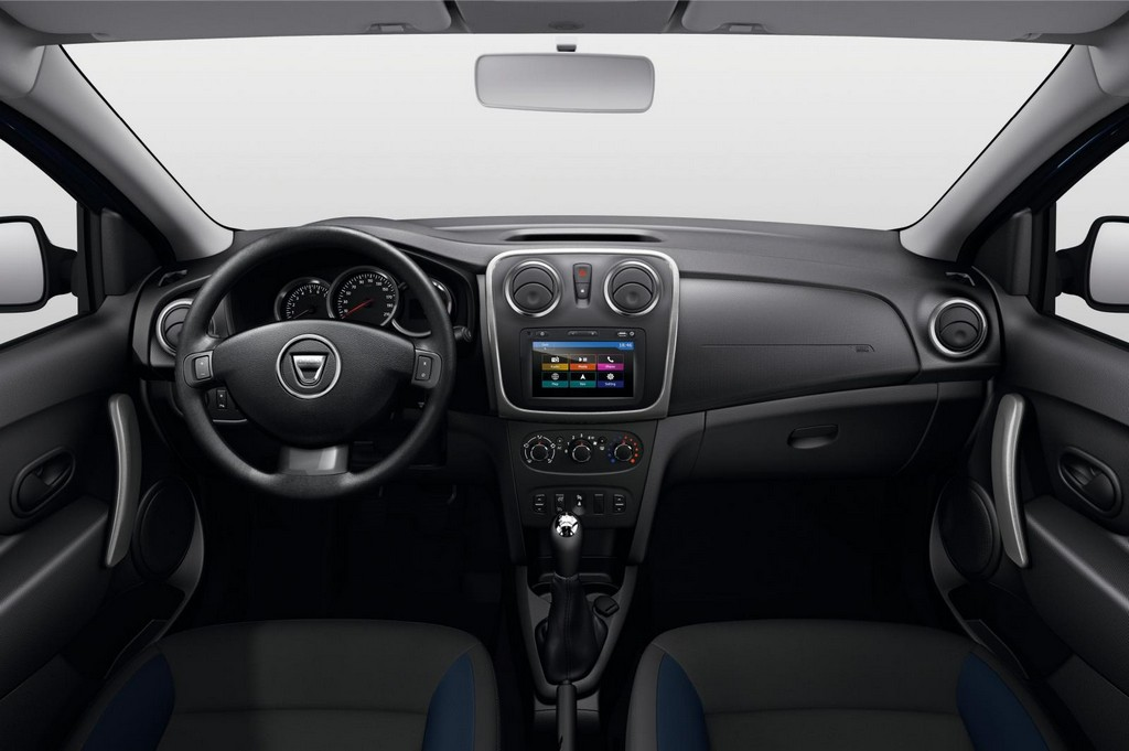 Dacia Sandero Lauréate Prime Special Edition Interior 1 Lauréate Prime special edition offered for Duster, Logan and Sandero MCV