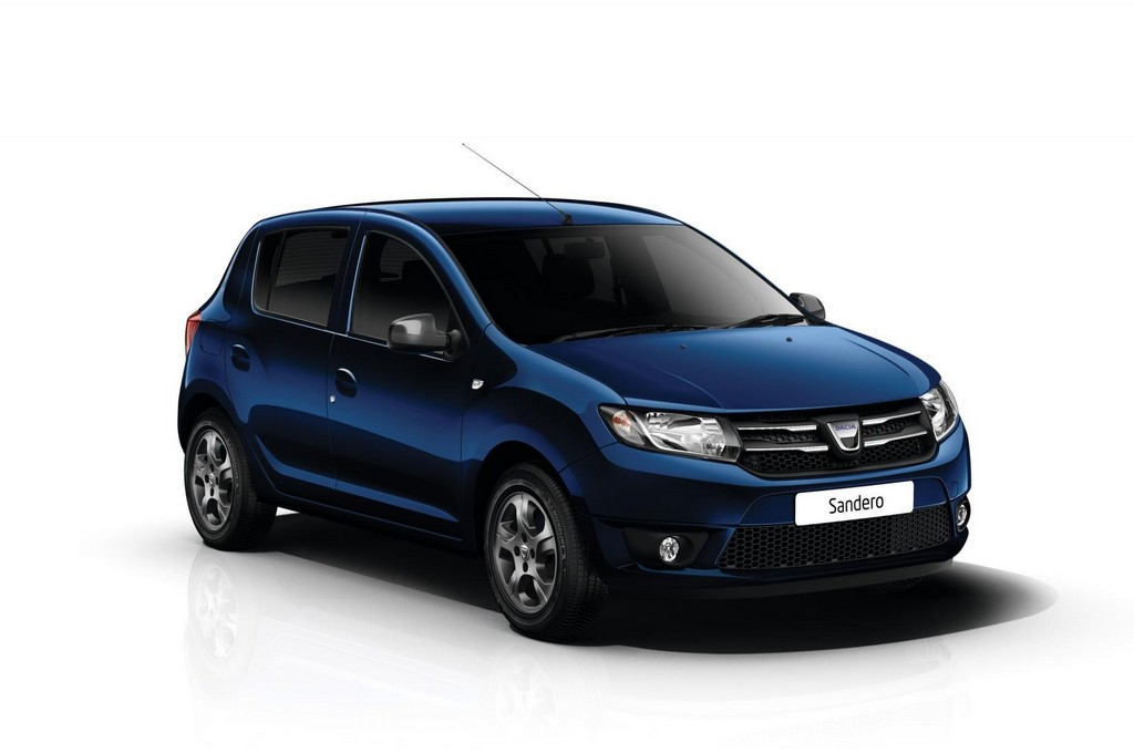 Dacia Sandero Lauréate Prime Special Edition Lauréate Prime special edition offered for Duster, Logan and Sandero MCV