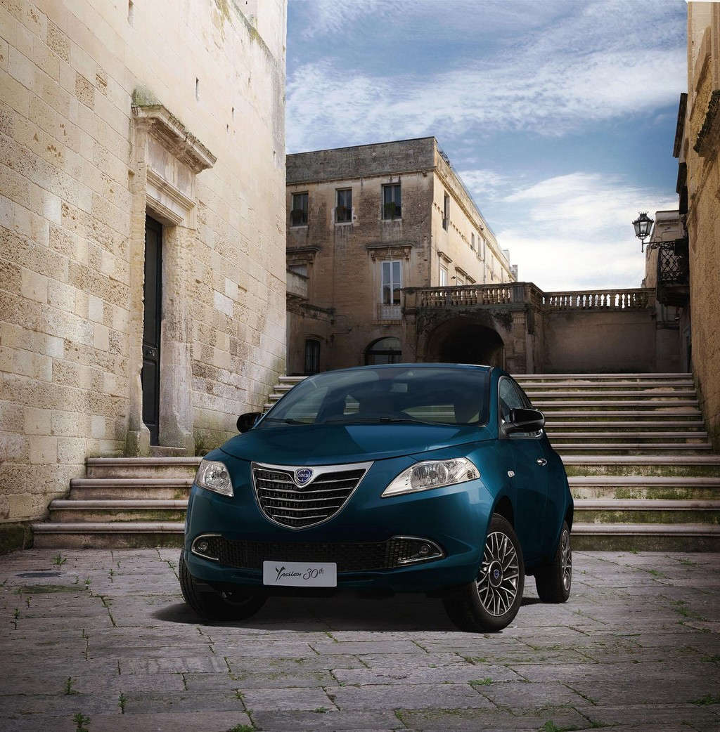 Lancia Ypsilon 30th Anniversary Edition 1 Lancia  Celebrates 30th Anniversary Of Ypsilon With 30th Anniversary Edition