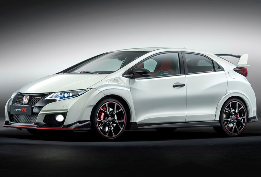 1 2015 Honda Civic Type R Specifications and Features