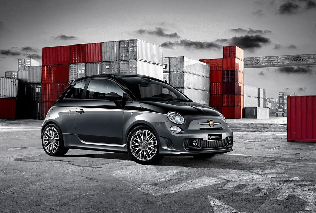 2015 Abarth 500 Bi Colore Edition 2015 Abarth 500 Bi Colore Edition Specs and Features