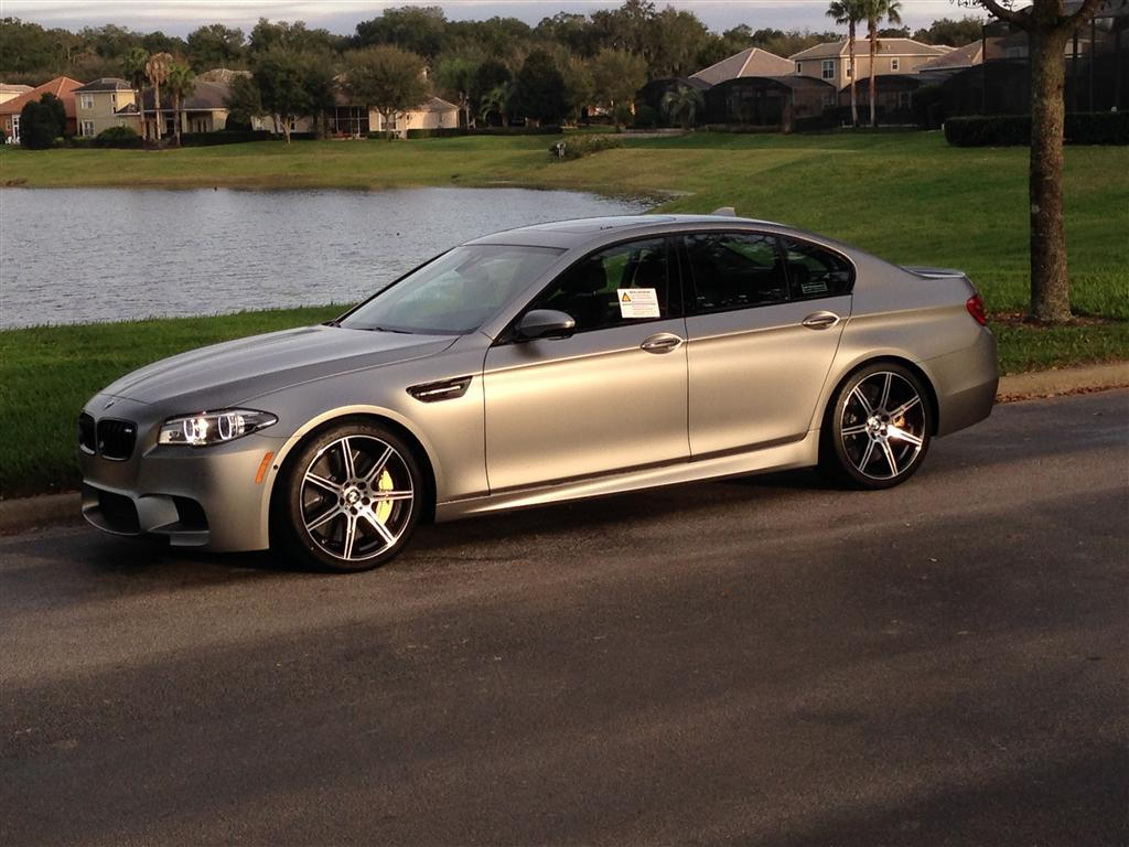 2015 BMW M5 30 Jahre M5 1 2015 BMW M5 30 Jahre M5 Out For Sale In US