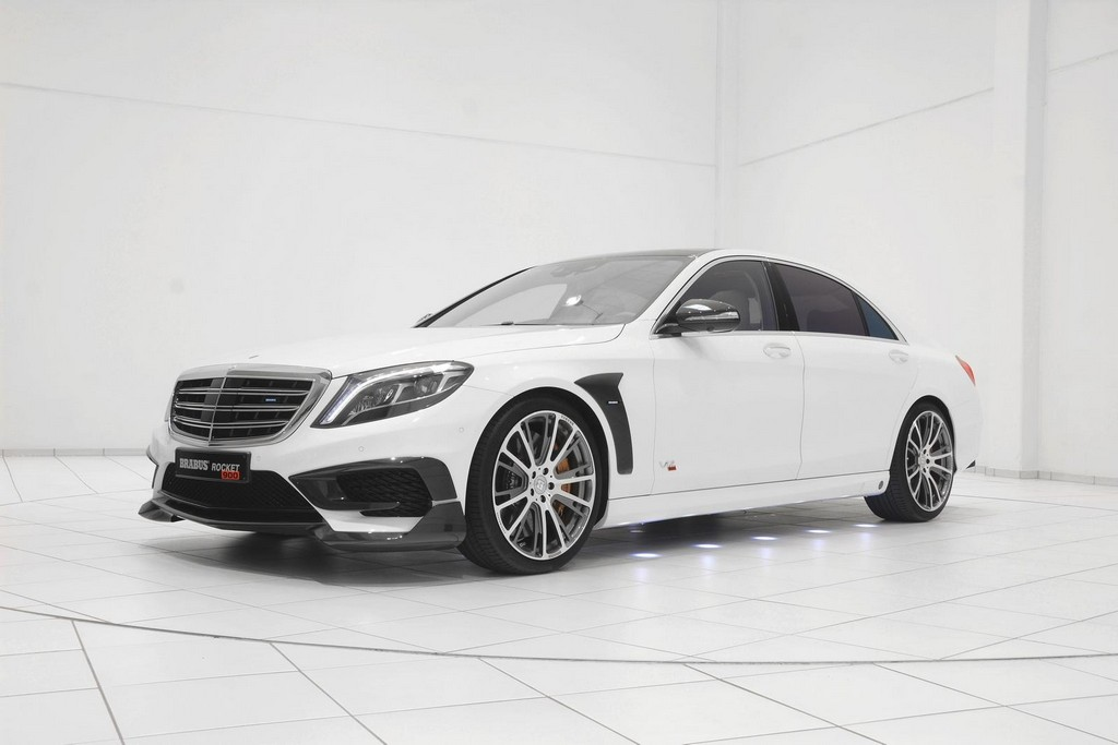 2015 Brabus Rocket 900 2 2015 Brabus Rocket 900 Features