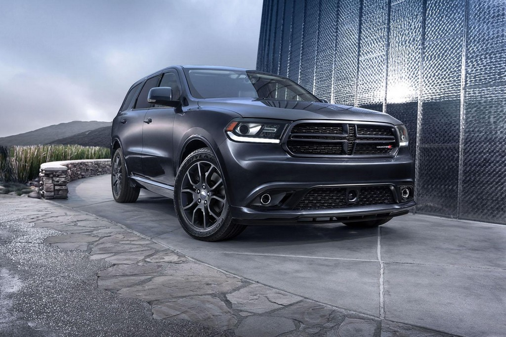 2015 Dodge Durango RT 1 Updated 2015 Dodge Durango R/T : Features and specs