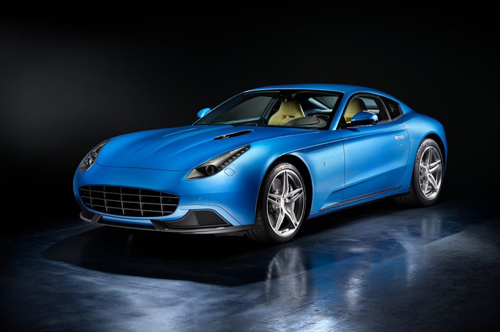 2015 Ferrari F12 Berlinetta Lusso 1 Touring Presents 2015 Ferrari F12 Berlinetta Lusso