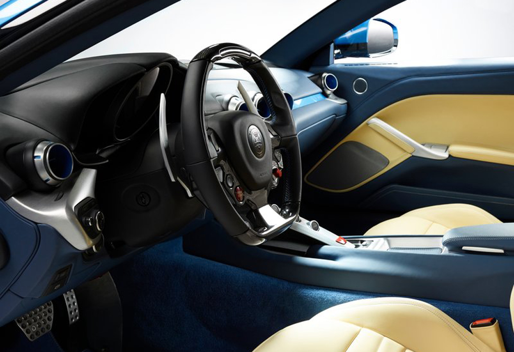 2015 Ferrari F12 Berlinetta Lusso Interior 1 Touring Presents 2015 Ferrari F12 Berlinetta Lusso