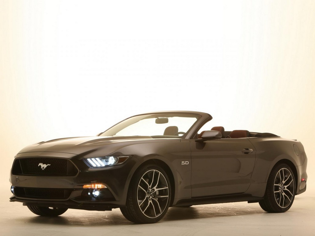 2015 Ford Mustang Convertible 1 2015 Ford Mustang Convertible Features and details