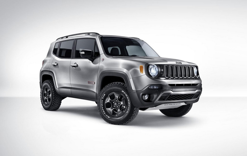 2015 Jeep Renegade Hard Steel Concept 1 2015 Jeep Renegade Hard Steel Concept