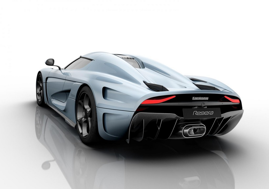 2015 Koenigsegg Regera 4 Koenigsegg Takes The Wraps Off Regera