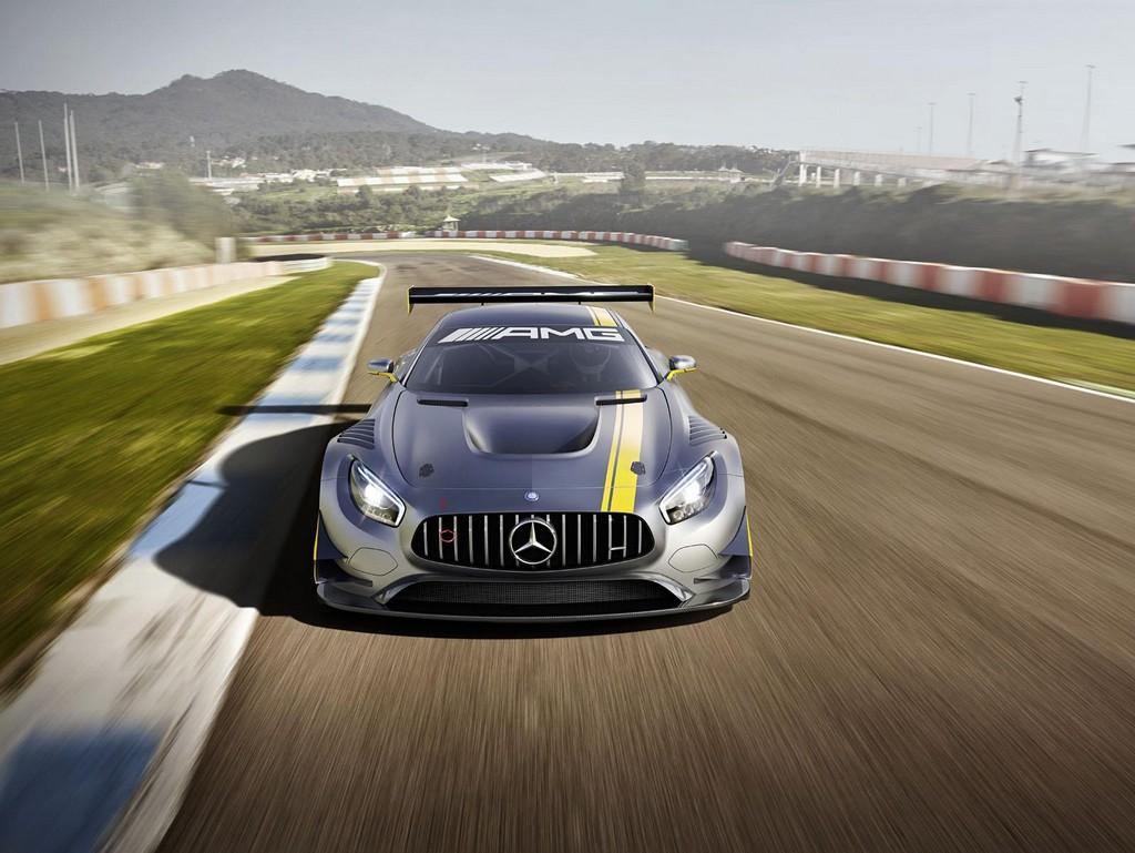 2015 Mercedes AMG GT3 1 Mercedes Goes Official On 2015 AMG GT3