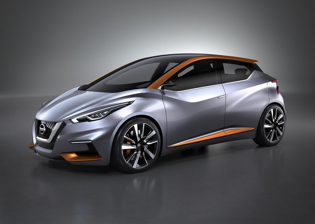 2015 Nissan Sway Concept 1 2015 Nissan Sway Concept Details