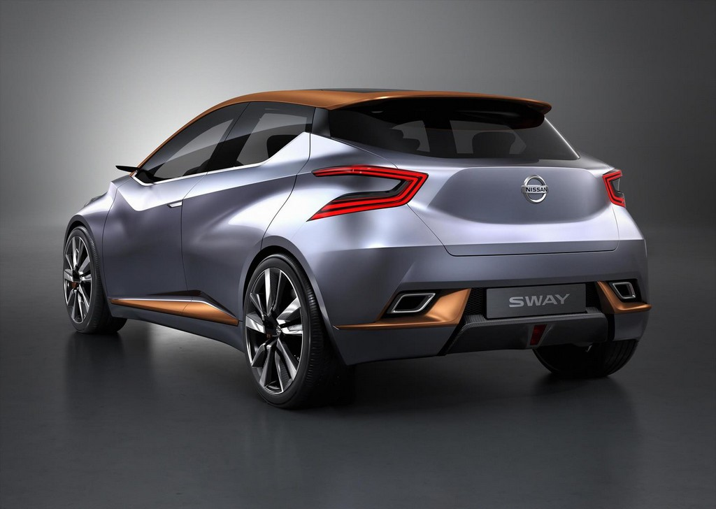 2015 Nissan Sway Concept 4 2015 Nissan Sway Concept Details