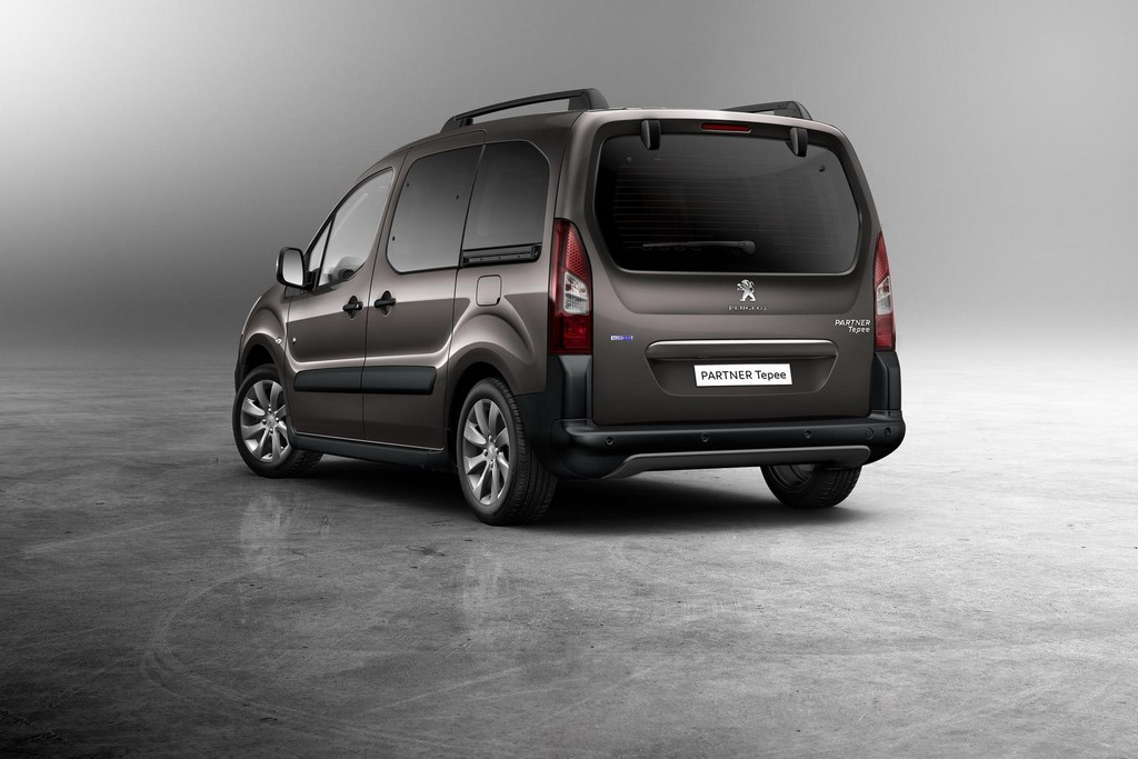 2015 Peugeot Partner facelift 11 2015 Puegeot Partner Facelift Details and Features