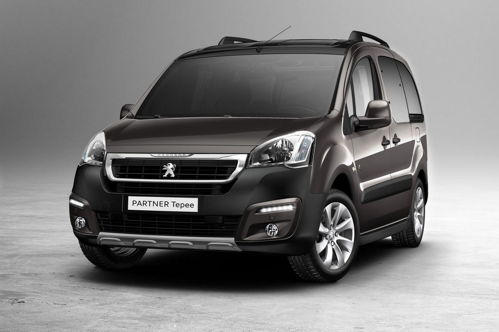 2015 Peugeot Partner facelift 8 2015 Puegeot Partner Facelift Details and Features